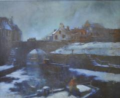 Everett Shinn Winter in Paris - 182255