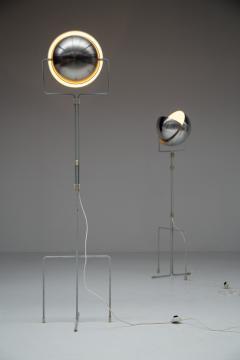 Evert Jelle Jelles Set of Eclips floorlamp by Evert Jelle Jelles for Raak  - 987672