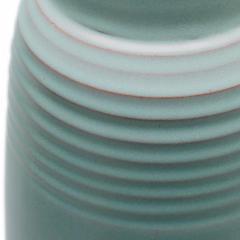 Ewald Dahlskog Tall pale blue table lamp by Ewald Dahlskog - 980684