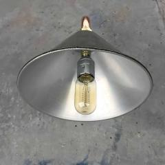 Ex British Army Cantilever Wall Lamp with Original Green Shade - 960575