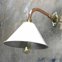 Ex British Army Cantilever Wall Light - 960557