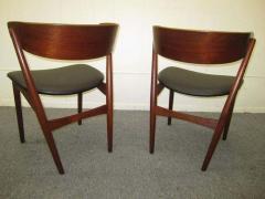 Excellent Pair of Danish Modern Bentwood Teak Dining Chair - 1843405