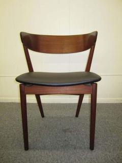 Excellent Pair of Danish Modern Bentwood Teak Dining Chair - 1843411