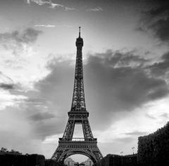 Exceptional Authentic Eiffel Tower Balcony - 792056