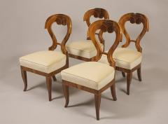 Exceptional Biedermeier Side Chairs - 449173