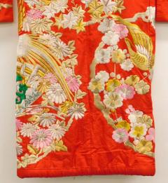 Exceptional Embroidered Japanese Ceremonial Kimono - 1309879