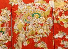 Exceptional Embroidered Japanese Ceremonial Kimono - 1309883