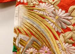 Exceptional Embroidered Japanese Ceremonial Kimono - 1309885