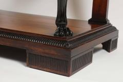 Exceptional English Regency Side Table circa 1810 - 790225