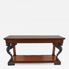 Exceptional English Regency Side Table circa 1810 - 790960