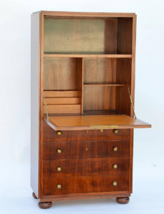 Exceptional French Art Deco Secretary Cabinet - 874931