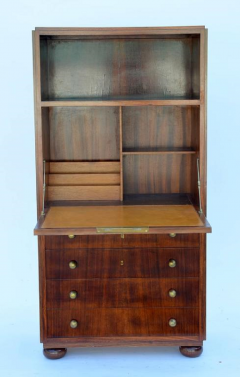Exceptional French Art Deco Secretary Cabinet - 874932