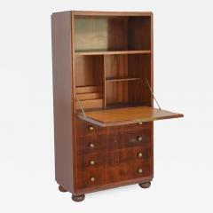 Exceptional French Art Deco Secretary Cabinet - 876042