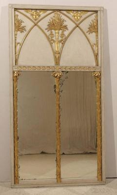 Exceptional French Directoire Trumeau Mirror of Monumental Scale circa 1800 - 789155