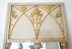 Exceptional French Directoire Trumeau Mirror of Monumental Scale circa 1800 - 789156