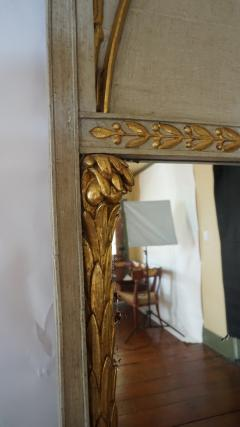 Exceptional French Directoire Trumeau Mirror of Monumental Scale circa 1800 - 789158