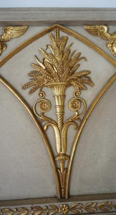 Exceptional French Directoire Trumeau Mirror of Monumental Scale circa 1800 - 789161
