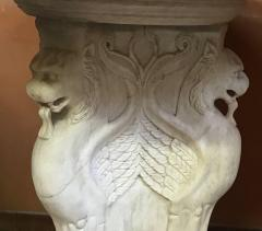 Exceptional Italian Pietra Dura Marble Centre Table - 634113