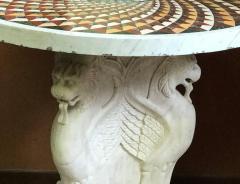 Exceptional Italian Pietra Dura Marble Centre Table - 634117