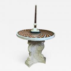 Exceptional Italian Pietra Dura Marble Centre Table - 634594