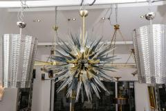 Exceptional Murano Glass Sputnik Chandelier - 1114555