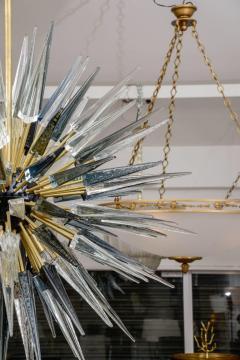 Exceptional Murano Glass Sputnik Chandelier - 1114558