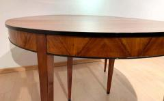 Expandable Biedermeier Dining Table Cherrywood Southwest Germany circa 1820 - 1808369