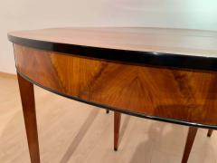 Expandable Biedermeier Dining Table Cherrywood Southwest Germany circa 1820 - 1808370