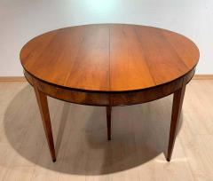 Expandable Biedermeier Dining Table Cherrywood Southwest Germany circa 1820 - 1808371