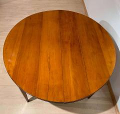 Expandable Biedermeier Dining Table Cherrywood Southwest Germany circa 1820 - 1808372