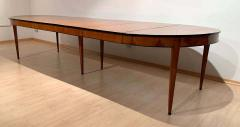 Expandable Biedermeier Dining Table Cherrywood Southwest Germany circa 1820 - 1808377