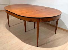 Expandable Biedermeier Dining Table Cherrywood Southwest Germany circa 1820 - 1808378