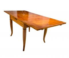 Expandable Biedermeier Table Cherry Massive South Germany circa 1820 - 1104113