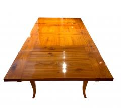 Expandable Biedermeier Table Cherry Massive South Germany circa 1820 - 1104115