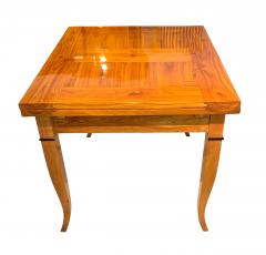 Expandable Biedermeier Table Cherry Massive South Germany circa 1820 - 1104118