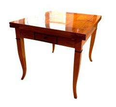 Expandable Biedermeier Table Cherry Massive South Germany circa 1820 - 1104119