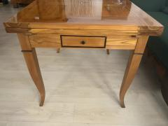 Expandable Biedermeier Table Cherry Massive South Germany circa 1820 - 1104124