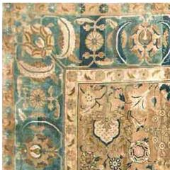 Extra Large Antique Indian Rug - 1124597