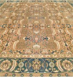 Extra Large Antique Indian Rug - 1124600