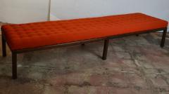 Extra Long Mid Century Bench - 1101408