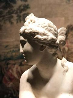 Extraordinary Italian 19th Century Marble Statue of Aphrodite - 1527642