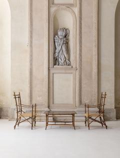 Extraordinary Italian Bamboo Set - 1452889