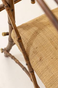 Extraordinary Italian Bamboo Set - 1452892