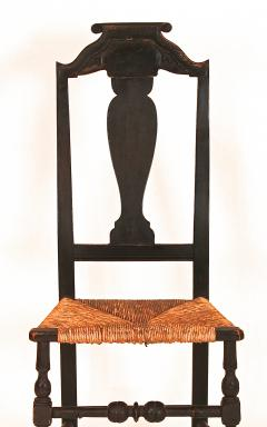 Extremely Rare William and Mary Side Chair - 1018500