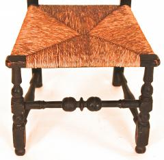 Extremely Rare William and Mary Side Chair - 1018504