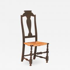 Extremely Rare William and Mary Side Chair - 1018530