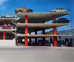 Ezra Stoller Miami Parking Garage Robert Law Weed and Associates Miami Fl  - 1551901
