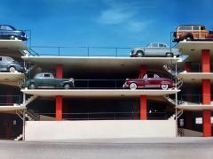 Ezra Stoller Miami Parking Garage Robert Law Weed and Associates Miami Fl  - 1551903