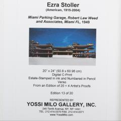 Ezra Stoller Miami Parking Garage Robert Law Weed and Associates Miami Fl  - 1551904