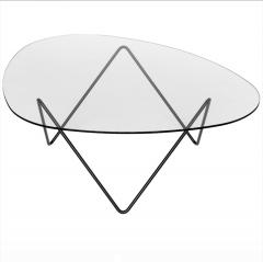 F J Barba Corsini Barba Corsini Pedrera Coffee Table in Brass for Gubi - 1675535